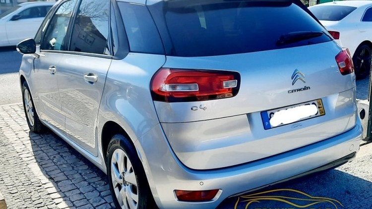 Citroën C4 Picasso 1.6 e-HDI 115 CV 6V Business