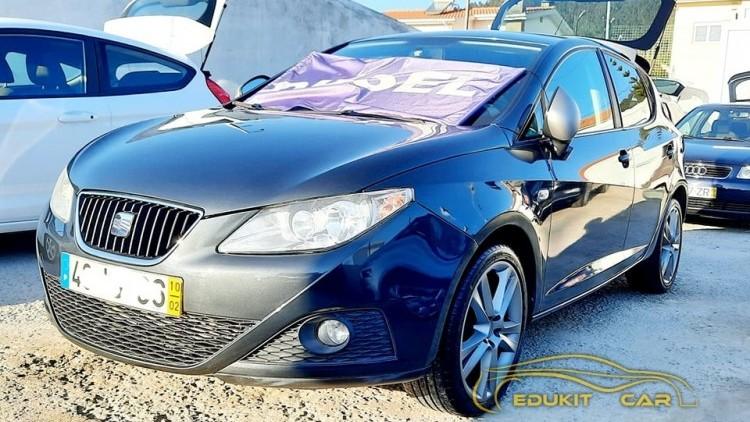Seat Ibiza 1.6 TDI SPORT (6J)